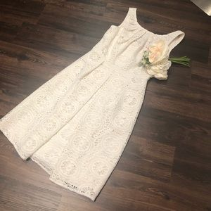 Adrianna Papell Lace size 4 dress